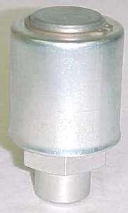 Bruning Filtered Pressure / Vacuum Relief Valve H102 84