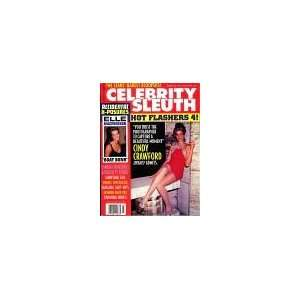 Celebrity Sleuth Vol. 11 # 3 [Single Issue Magazine]