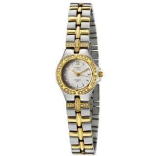 Invicta Womens 0133 Wildflower Collection 18k Gold Plated and
