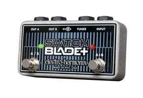 Electro Harmonix Switchblade+ (Plus), Brand New In Box