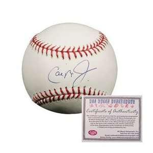 Cal Ripken Jr Baltimore Orioles Hand Signed Rawlings MLB