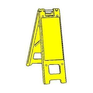 Blank Narrowcade A frame Portable Sign Stand, ColorWhite
