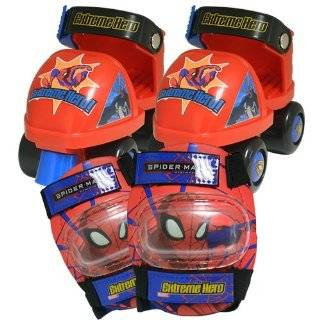 Spider Man Toy Skate Combo
