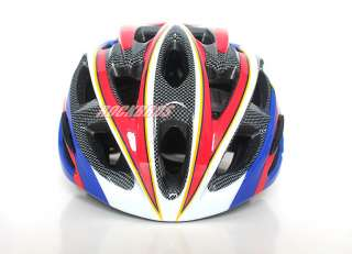 GIANT Cycling Helmet Road Bike MTB Helmet Size L Red Blue White