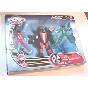 Power Rangers RPM Trax Adventure Set Toys & Games