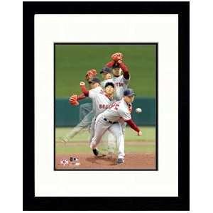 Motion Photo of Dauske Matsuzaka:  Sports & Outdoors