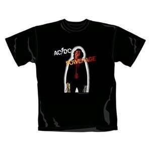 Loud Distribution   AC/DC   Powerage T Shirt noir (M) Music