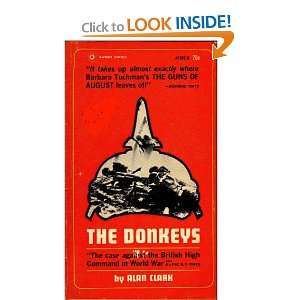 The donkeys (Award Books combat series) (9780712650359