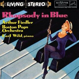 on I Got Rhythm   Earl Wild / Boston Pops Orchestra / Arthur Fiedler