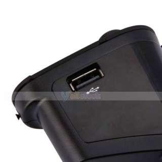 Black Car  WMA USB SD/MMC Player Wireless FM Transmitter + Remote