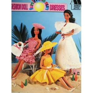 Fashion Doll Fun in the Sun Dresses   Crochet (Annies