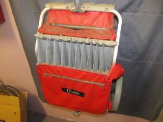 Vintage bagboy bag carts