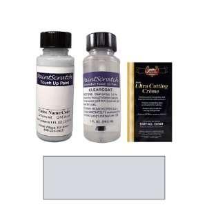Oz. Gray Pearl Metallic Paint Bottle Kit for 1986 Mercedes Benz All