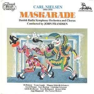 Nielsen Maskarade Carl Nielsen, John Frandsen, Danish Radio