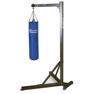 Balazs Universal Boxing Stand   Heavy Bag and Speed Bag Stand