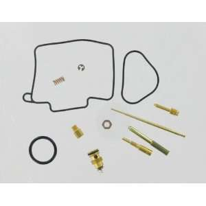01 06 SUZUKI RM125: MOOSE CARBURETOR REPAIR KIT: Patio, Lawn & Garden