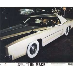 The Mack Movie Poster (11 x 14 Inches   28cm x 36cm) (1973