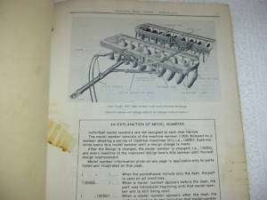 JOHN DEERE 1200 SERIES DISK HARROW PARTS MANUAL