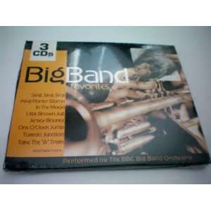 Big Band Favorites    3 CDs    Performed by the BBC Big Band Orchestra