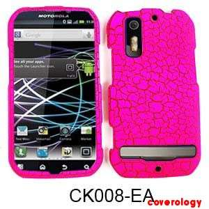 CELL PHONE HARD CASE COVER FOR MOTOROLA PHOTON 4G / ELECTRIFY MB855