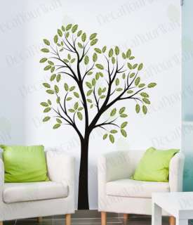 Tree Removable Wall Decal Vinyl Sticker Decor Modern Design Art