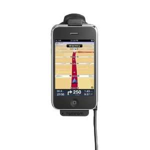 TomTom Incorporated Car Kit for iPhone with Adapter Plate