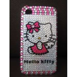 Bling Crystal Iphone 4 Case Cover Cell Phones & Accessories