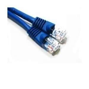 New Link Depot Cable 14FT CAT5e 350mhz Molded W/Boot Blue
