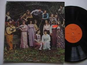 JOYFUL NOISE Bring A Friend 70s PRIVATE XIAN FOLK ROCK LP