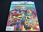 MARIO & LUIGI PARTNERS IN TIME OFFICIAL GAME GUIDE NINTENDO DS
