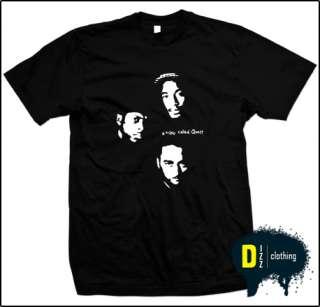 TRIBE CALLED QUEST Hip Hop/Rap ATCQ T Shirt S,M,L,XL