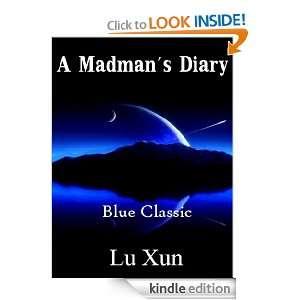 Madmans Diary Lu Xun  Kindle Store