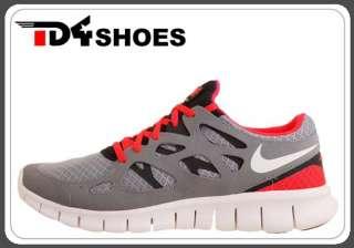 Nike Wmns Free Run 2 Stealth Grey Solar Running Shoes