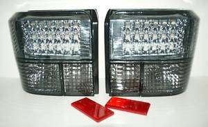 90 03 VW EUROVAN T4 Tail Lights LED Rear Lamps CRYSTAL