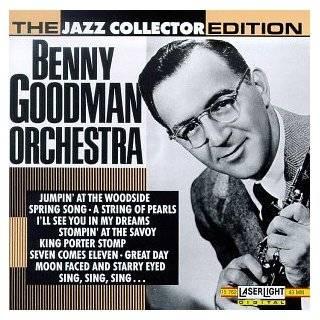 Benny Goodman Orchestra Jazz Collector Edition