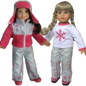 Ski Pants, Hat and Fashionable Ski/Snow Board Jacket. Toys & Games