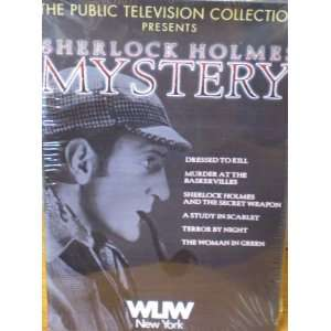 Public Television Collection present Sherlock Holmes Mystery 6 DVD Set
