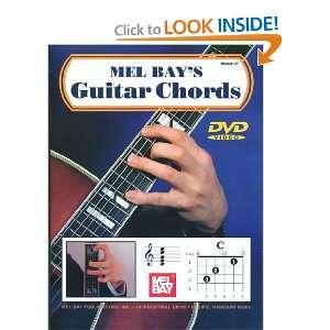 Mel Bay Guitar Chords (9780786629138): Mel Bay: Books