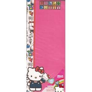 Grocery Lister To Do List Note Pad Pink Hello Kitty