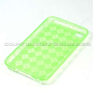 BLACK SILICONE CASE COVER SKIN STAND HOLDER STYLUS FOR APPLE IPOD