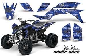 AMR RACING NEW ATV GRAPHIC OFF ROAD DECAL STICKER KIT YAMAHA YFZ 450