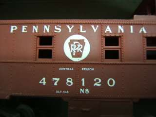 AHM Trains HO scale Pennsylvania R.R. & The Katy