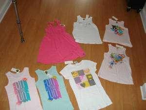 Roxy Girls Sundress OR Shirts, M, L, OR XL