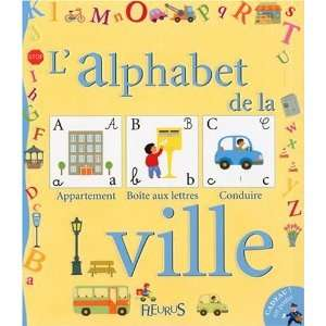 Lalphabet de la ville (French Edition) (9782215048312