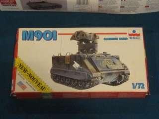 Academy Military Model Kit   1/35 German HALF TRACK & 1/72 ESCI M901