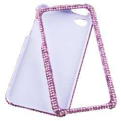 Pink Case/ Screen Protector for Apple iPhone 4