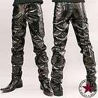 KERA J Goth PUNK ROCK Gothic Black PVC Pants M Japan
