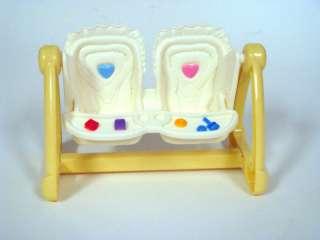 Fisher Price Loving Family Dollhouse Twin Baby Swing