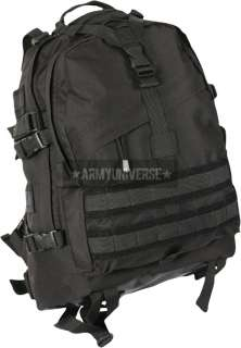 Military Style Large Transport MOLLE Bag Backpack
