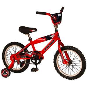 Star Wars 16 Boys BMX Bike Bikes & Riding Toys